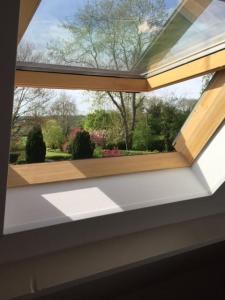 Balcon ou terrasse dans l'établissement Studio La Piaule