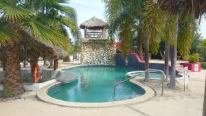 The swimming pool at or near AquaVilla Bonaire