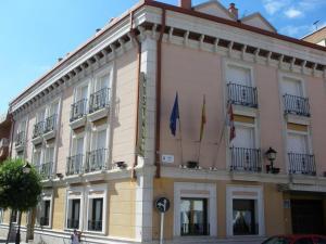 Foto del hotel  Hostal Virgen del Villar