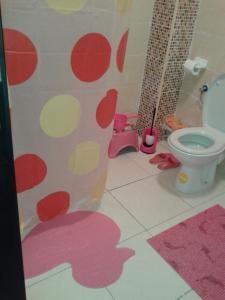 A bathroom at Appartement Résidence Al Gharsa