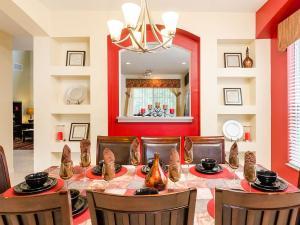 Restaurant ou autre lieu de restauration dans l'établissement Lido Key 2753 Villa
