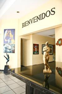 安提瓜廣場酒店 (Hotel Plaza Antigua)