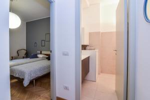 A bathroom at Viale Corsica Apartment