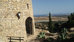Atico Bonalba Castle Terrace
