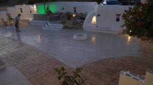 A porch or other outdoor area at Villa Porto Rondo
