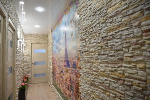 Ванная комната в Apartment on Severnii
