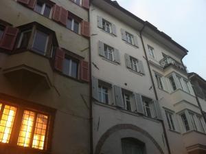 Casa Similde e Casa Dolasilla in centro