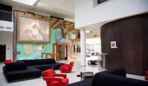 Dutch design hotel artemis amsterdam netherlands for Artemis dutch design hotel 4