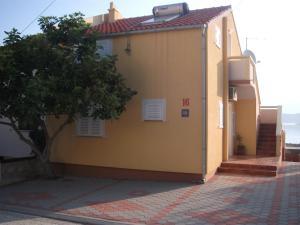 Fasada lub wejście do obiektu Apartments Šoić