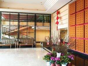 Goldmet Inn Foshan Jihua Road Metro Station