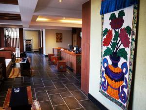 Lhasa Pingcuokangsang Youth Hotel