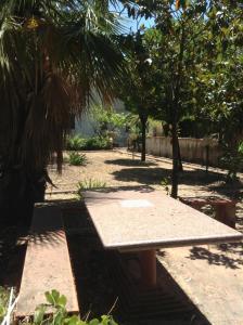 Kiemelis arba kita lauko zona apgyvendinimo įstaigoje San Martino Apartments