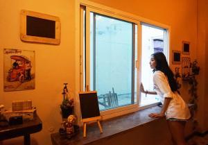 Staying Hostel