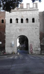 The Angeli's Rome residence