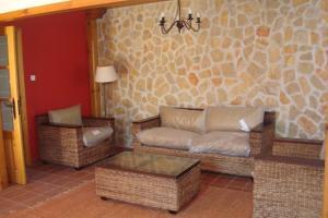 The lobby or reception area at Casa Agricola Quinta Da Junqueira