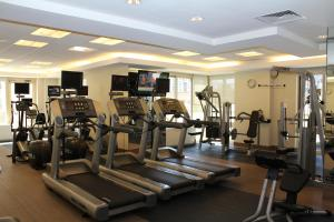 The fitness center and/or fitness facilities at The Marc Suites at Times Square
