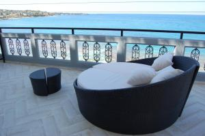 A balcony or terrace at Villa Sonia