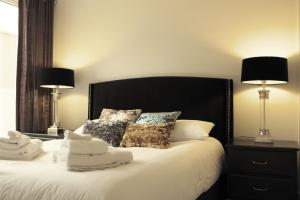 A room at Pinnacle Residences- Vesta apartments
