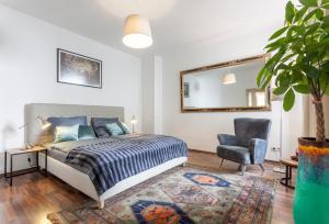 A room at GreatStay Apartment - Rheinsbergerstr.