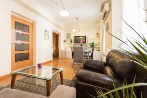 Lounge oder Bar in der Unterkunft Apartamento Jardines
