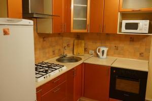 (Apartment Lermontovskaya 61)