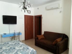 Seating area sa Apartments Petah Tiqwa - Bar Kochva Street