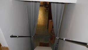 Salle de bains dans l'établissement Gîte du Corupsis