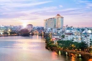 ★★★★★ Pan Pacific Hanoi, Hanoi, Vietnam