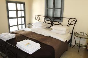 Ein Zimmer in der Unterkunft Authentic apartment in Acre