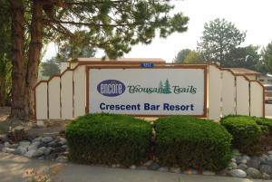 Picture Of Crescent Bar Camping Resort Studio Cabin 3