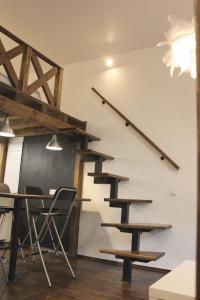 Лаундж или бар в Brestappart Studio Dzerzhynskogo