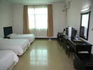 7 Tian Express Hotel Guangzhou South Railway Station