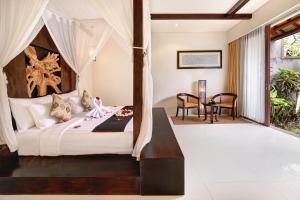 Izba v ubytovaní Theanna Eco Villa and Spa
