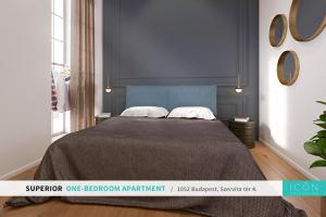 Ein Zimmer in der Unterkunft Fashion Street by ICON Collection