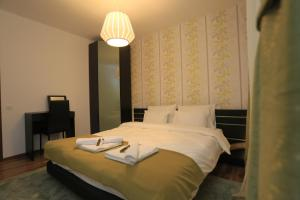 A room at City Centre Victoriei Apartment