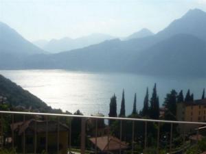 Balkon oz. terasa v nastanitvi Lago Panoramica