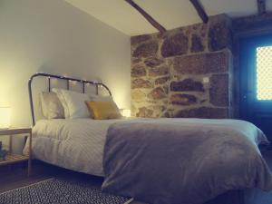 Um quarto em Abrigo do Mezio - Country House