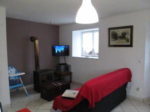 TV o dispositivi per l'intrattenimento presso Gite la ruche
