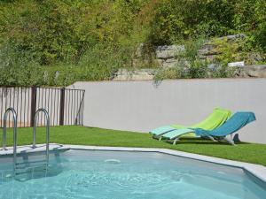 Piscine de l'établissement Villa Molières-sur-Cèze ou située à proximité