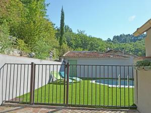 Balcon ou terrasse dans l'établissement Villa Molières-sur-Cèze