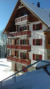 Apartment Mutui Pohorje pozimi