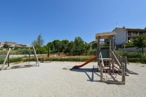 Children's play area at Apartment in Pula/Istrien 17379