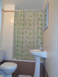 Kupatilo u objektu Varadero II