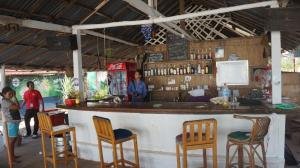 Moms Kitchen on the beach