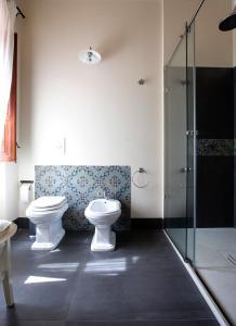 A bathroom at Villa Palamara 1868-La Villa