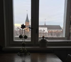 Apartments on Staro-Pregolskaya nab 14