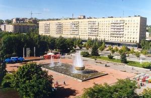 Apartment on Moskovskaya 40