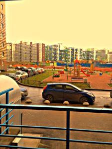 Apartment on Evropeyskiy 14 k 4