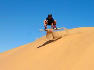 Kasbah des dunes camp