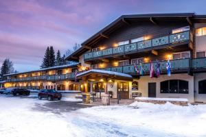 From 179 Picture Of Best Western Tyrolean Lodge
